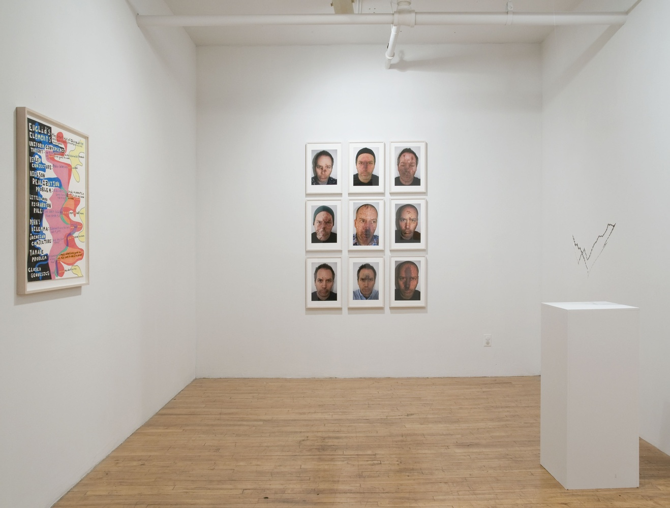 """The Machine and the Ghost"", Pierogi Gallery"