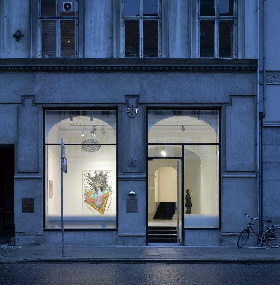 Martin Asbaek Gallery, Copenhagen