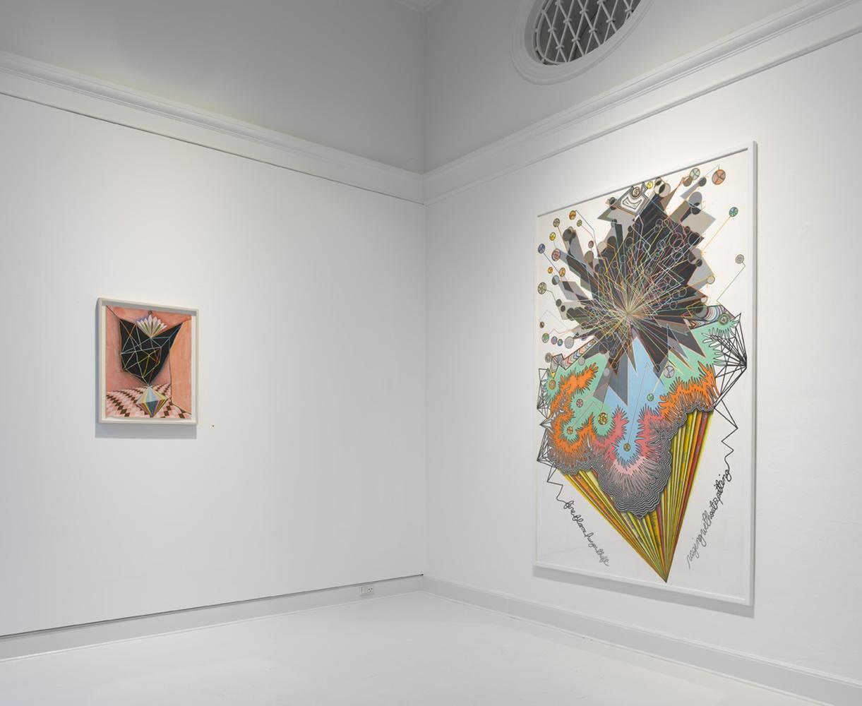 Exhibition at Marten Asbaek Gallery
