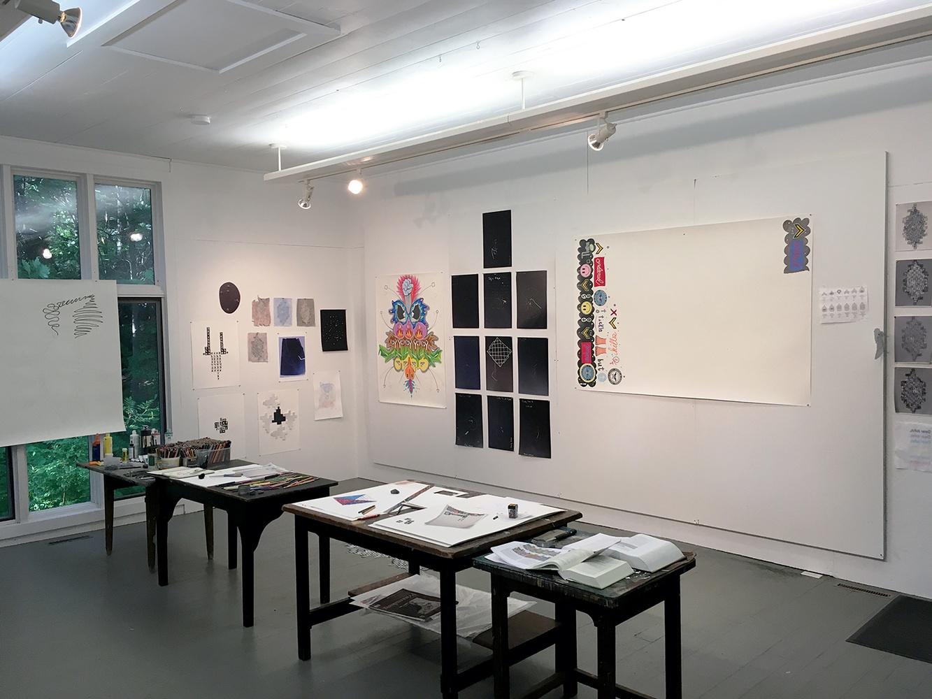 Macdowell Studio
