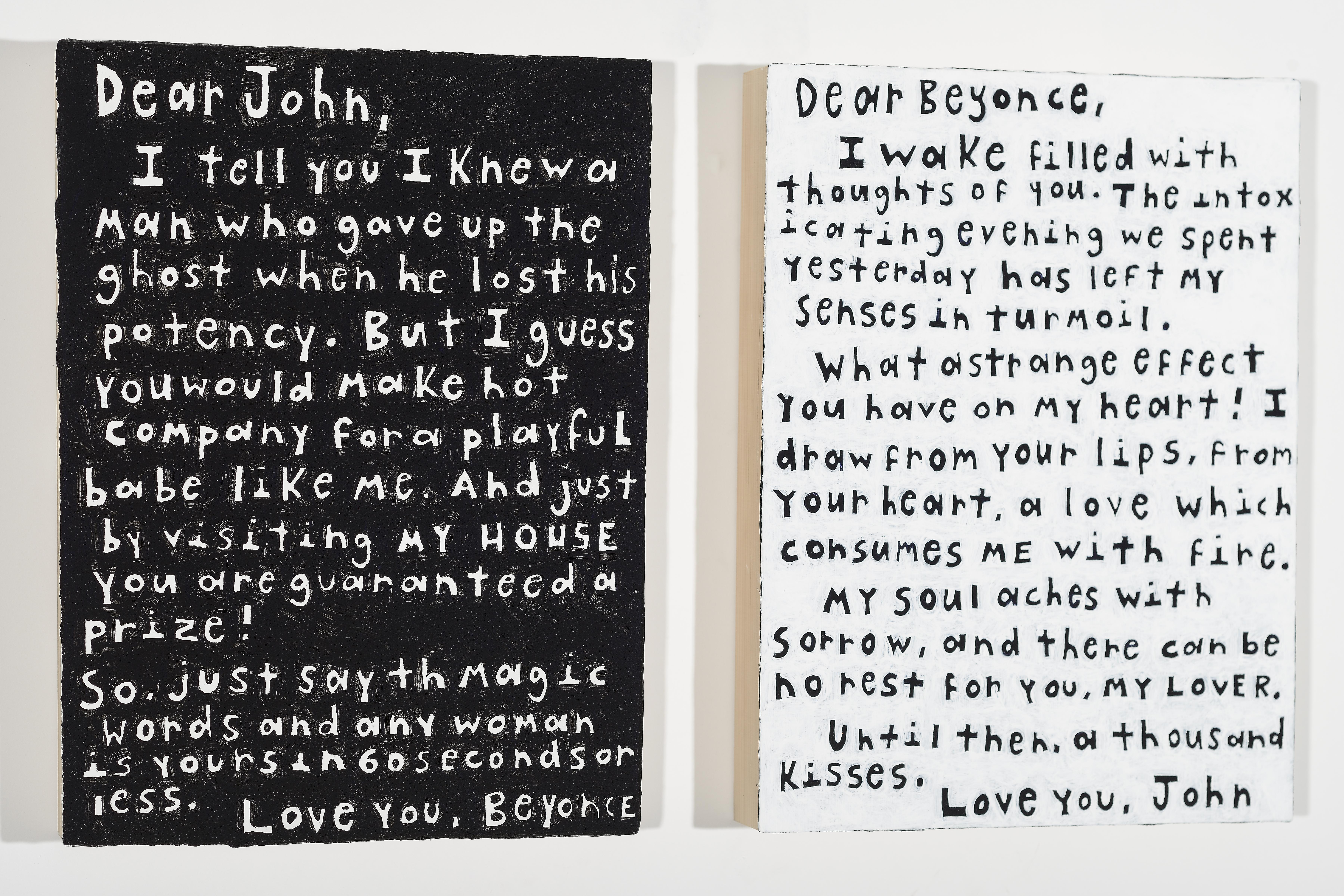 John OConnor – Love Letters